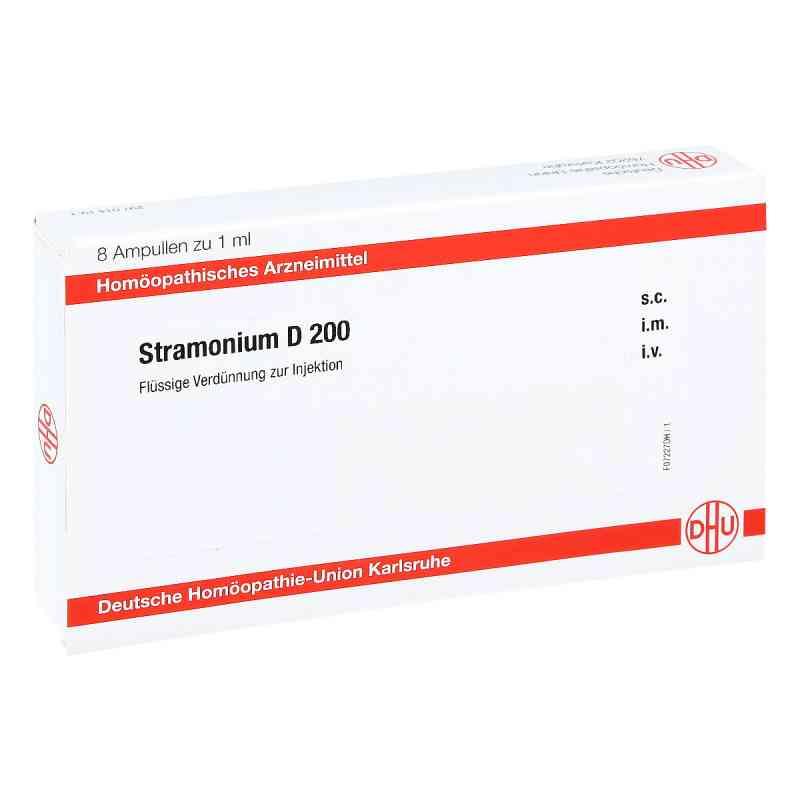 Stramonium D 200 Ampullen  bei juvalis.de bestellen