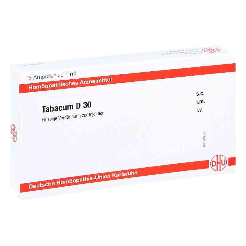Tabacum D 30 Ampullen  bei juvalis.de bestellen