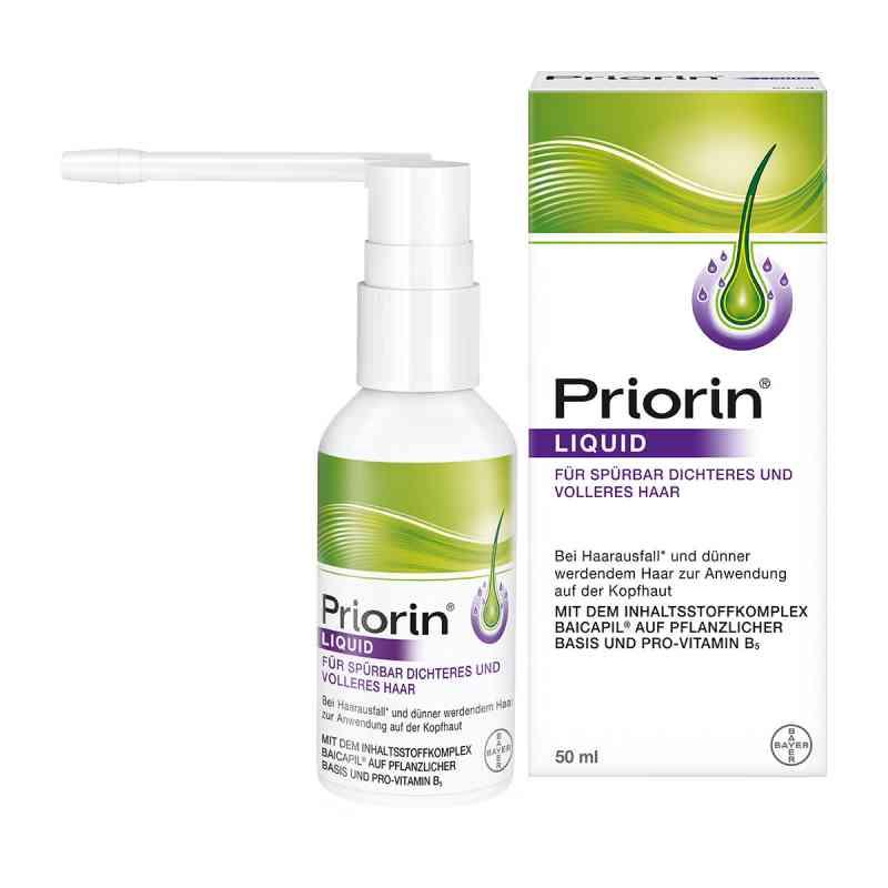 Priorin Liquid Pumplösung bei Haarausfall  bei juvalis.de bestellen