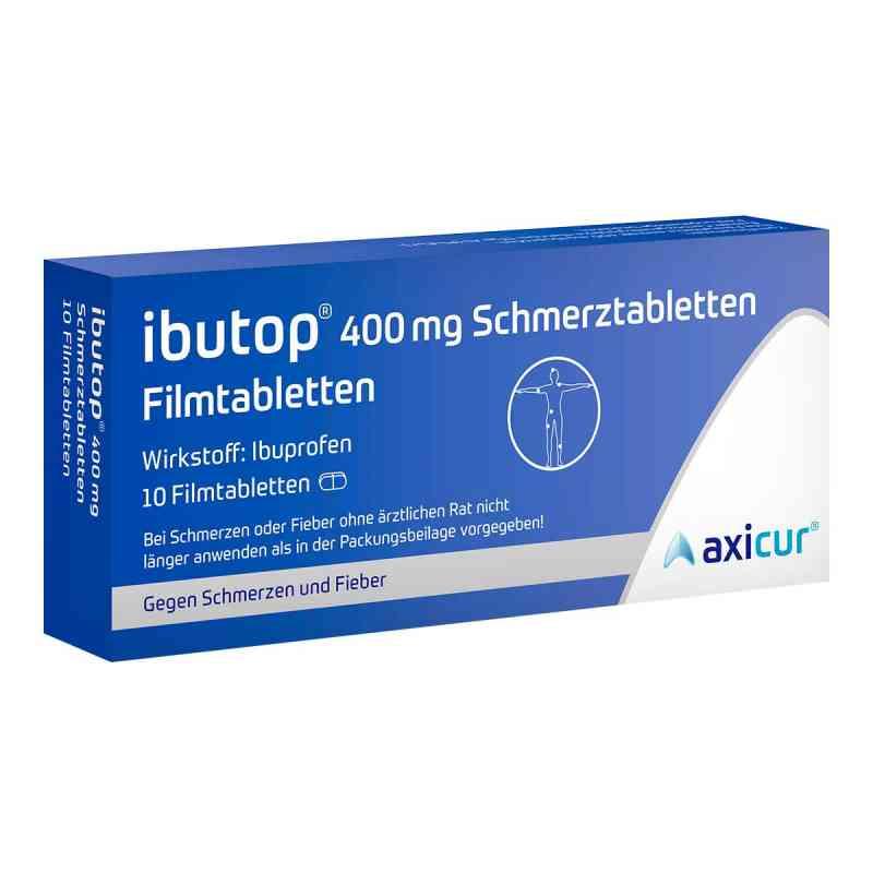 Ibutop 400mg Schmerztabletten  bei juvalis.de bestellen