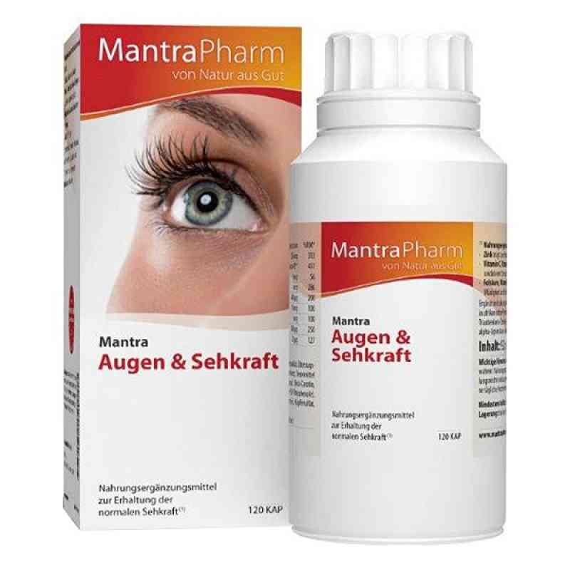 Mantra Augen & Sehkraft Kapseln  bei juvalis.de bestellen
