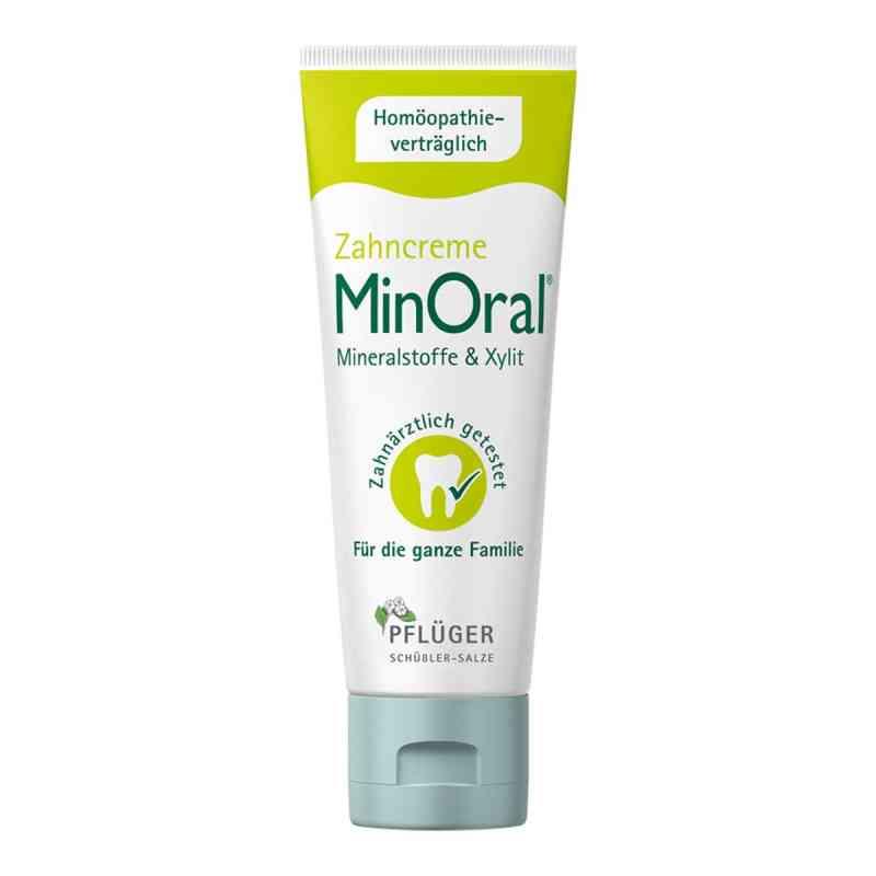 Minoral Zahncreme  bei juvalis.de bestellen