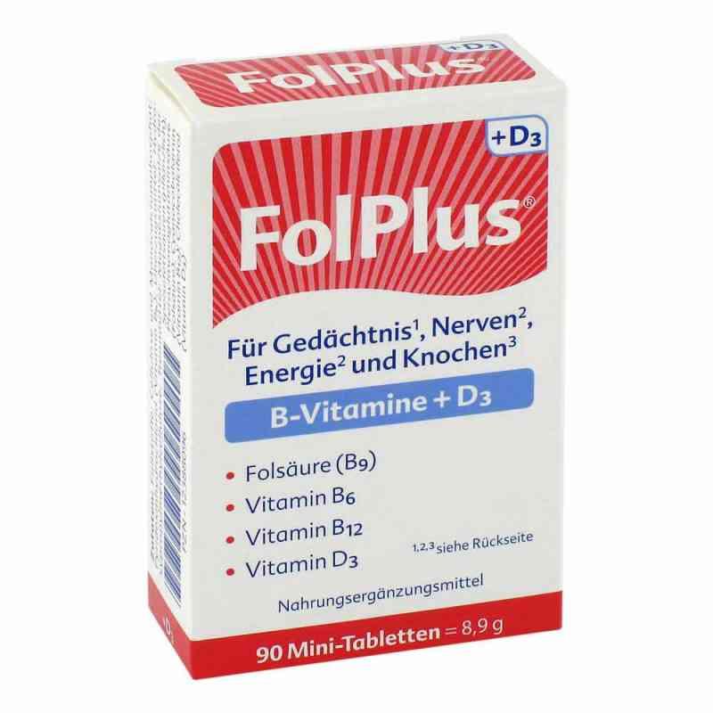 Folplus+d3 Tabletten  bei juvalis.de bestellen