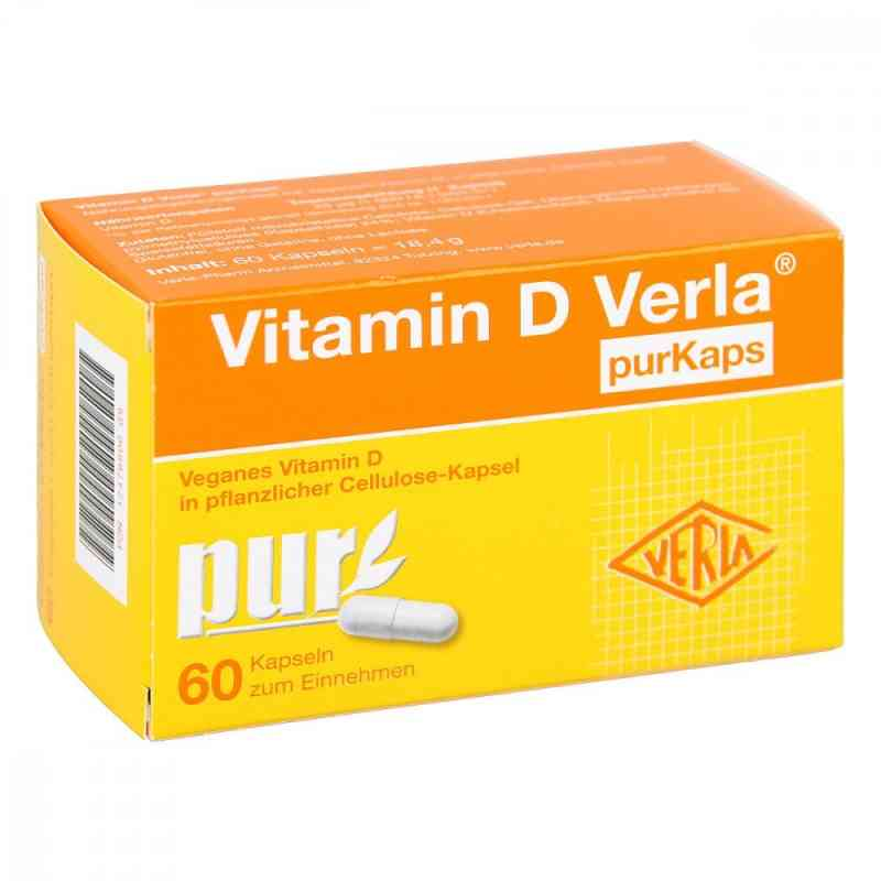 Vitamin D Verla purKaps  bei juvalis.de bestellen