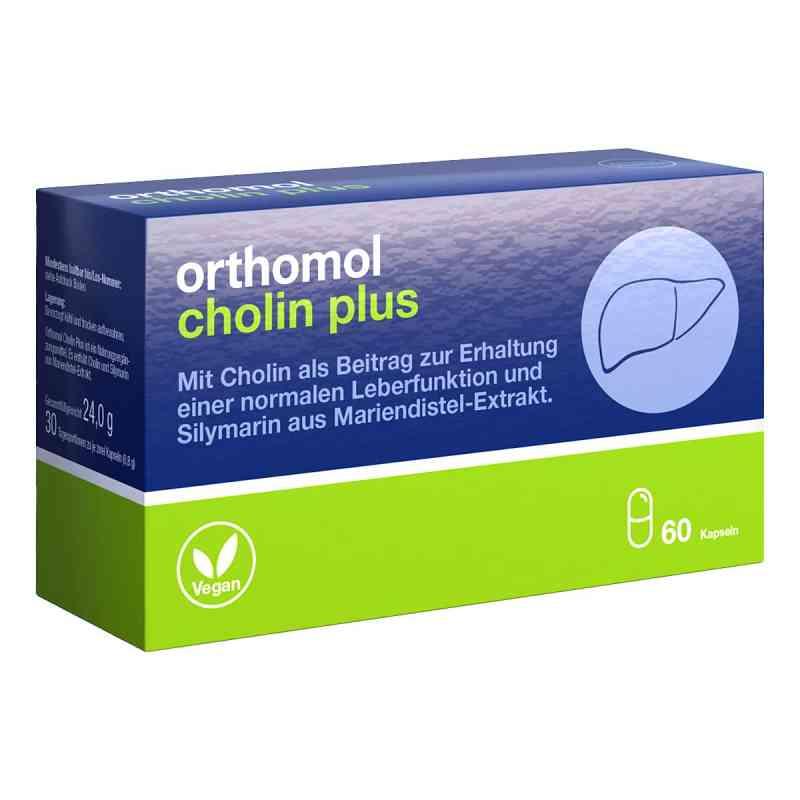 Orthomol Cholin Plus Kapseln  bei juvalis.de bestellen
