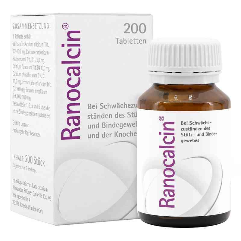 Ranocalcin Tabletten  bei juvalis.de bestellen