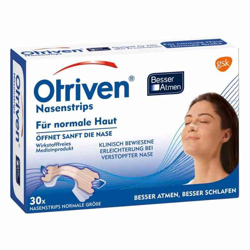 Otriven Besser Atmen Nasenstrips normal beige  bei juvalis.de bestellen