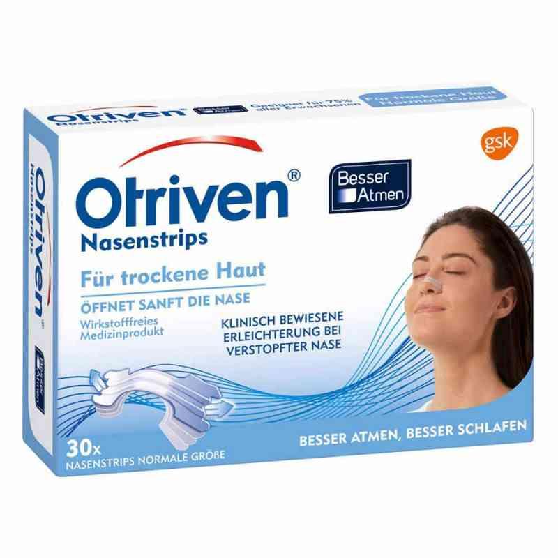 Otriven Besser Atmen Nasenstrips normal transparent   bei juvalis.de bestellen