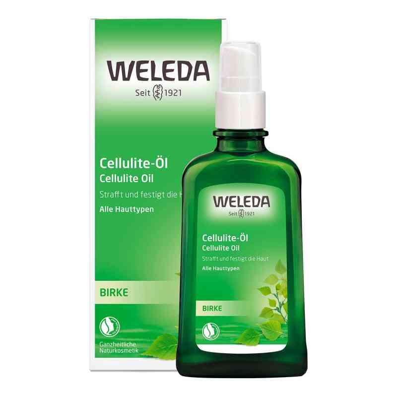 Weleda Birke Cellulite-Öl  bei juvalis.de bestellen