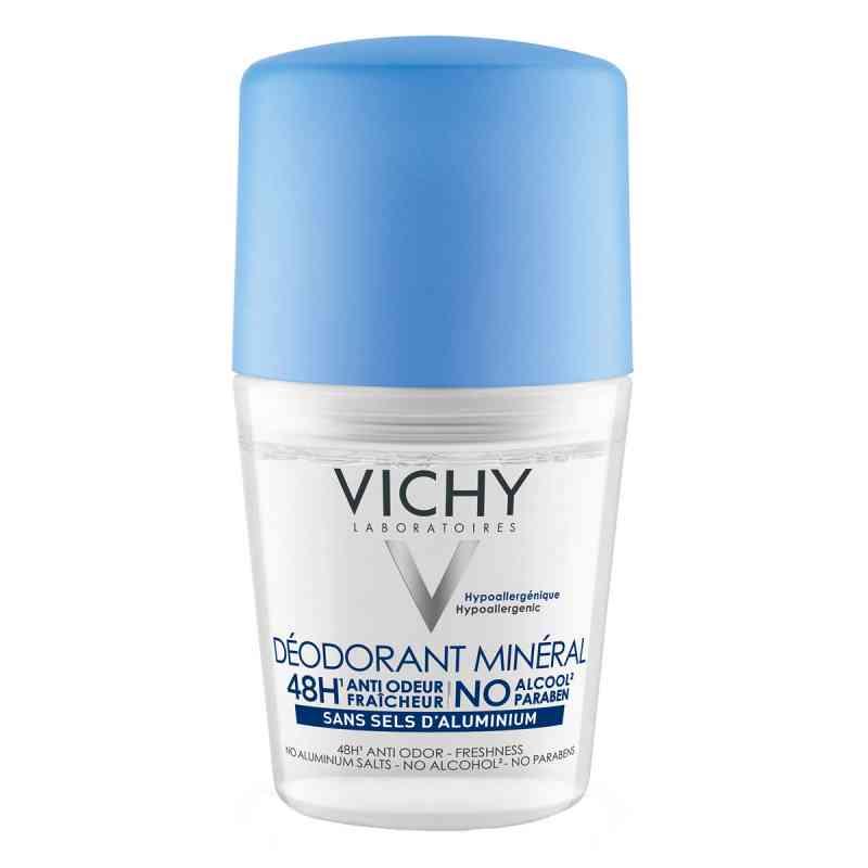 Vichy Deo Roll-on Mineral 48h ohne Aluminium  bei juvalis.de bestellen