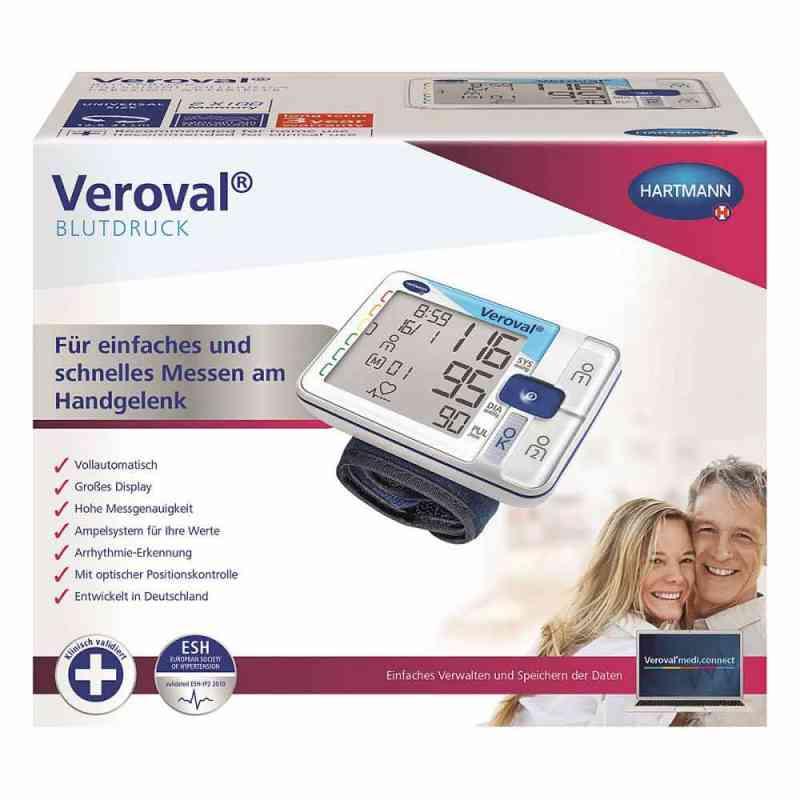 Veroval Handgelenk-blutdruckmessgerät  bei juvalis.de bestellen