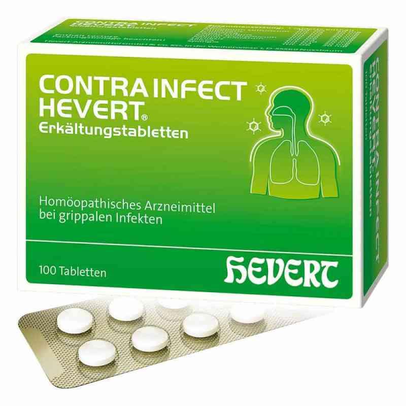 Contrainfect Hevert Erkältungstabletten  bei juvalis.de bestellen