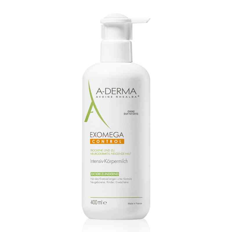 Aderma Exomega Control Intensiv Körpermilch  bei juvalis.de bestellen