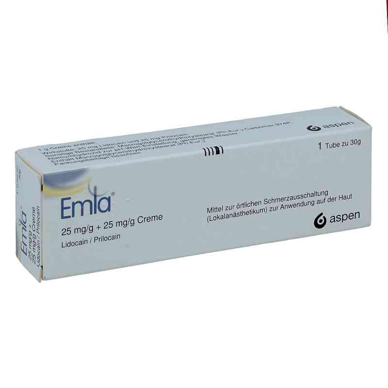 Emla 25 mg/g + 25 mg/g Creme  bei juvalis.de bestellen