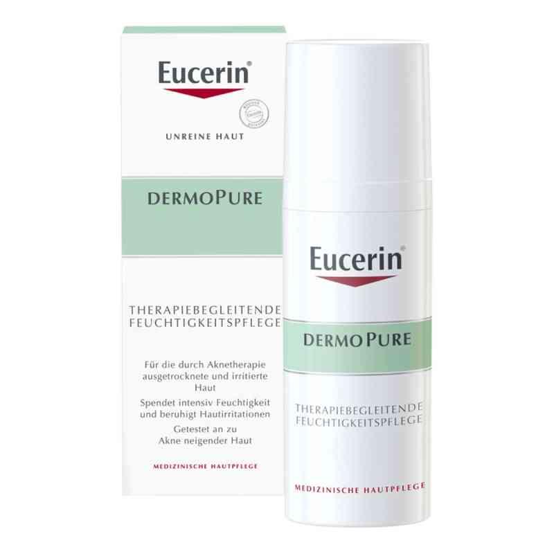 Eucerin Dermopure therapiebegl.Feuchtigkeitspflege  bei juvalis.de bestellen