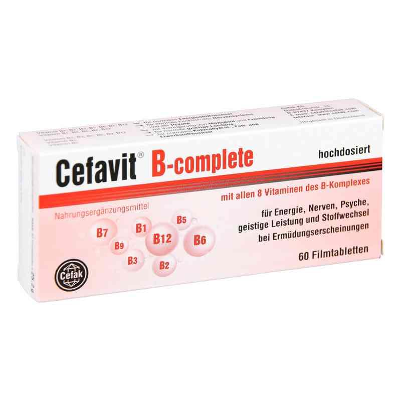 Cefavit B-complete Filmtabletten  bei juvalis.de bestellen