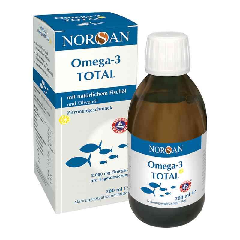 Norsan Omega-3 Total flüssig  bei juvalis.de bestellen