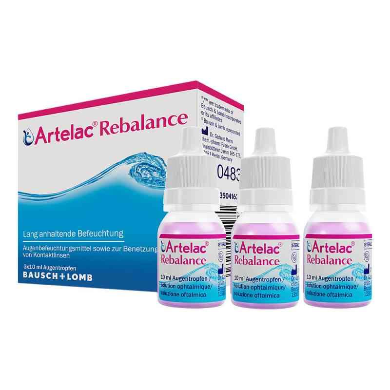 Artelac Rebalance Augentropfen  bei juvalis.de bestellen