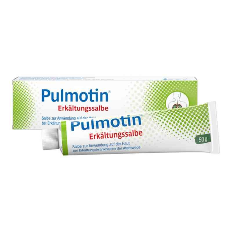 Pulmotin Erkältungssalbe  bei juvalis.de bestellen