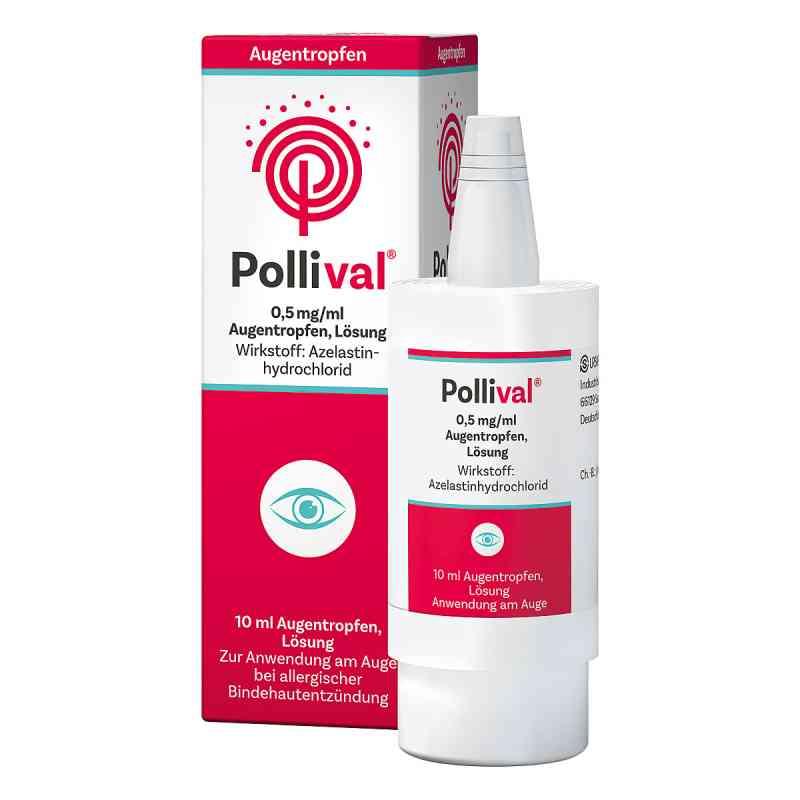 Pollival 0,5 mg/ml Augentropfen Lösung  bei juvalis.de bestellen