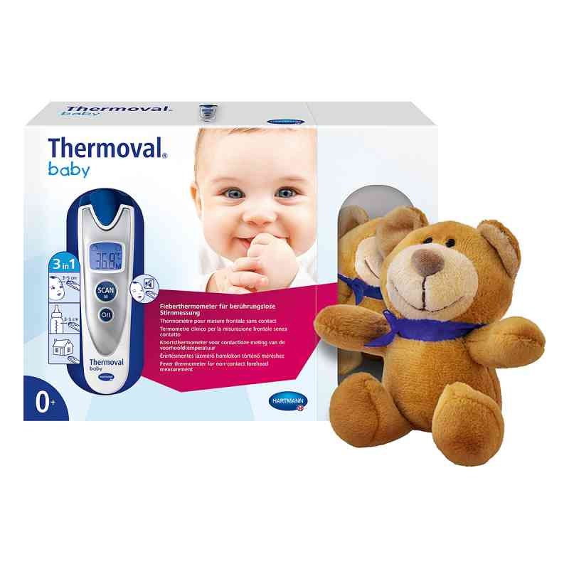 Thermoval Teddy Promotion  bei juvalis.de bestellen