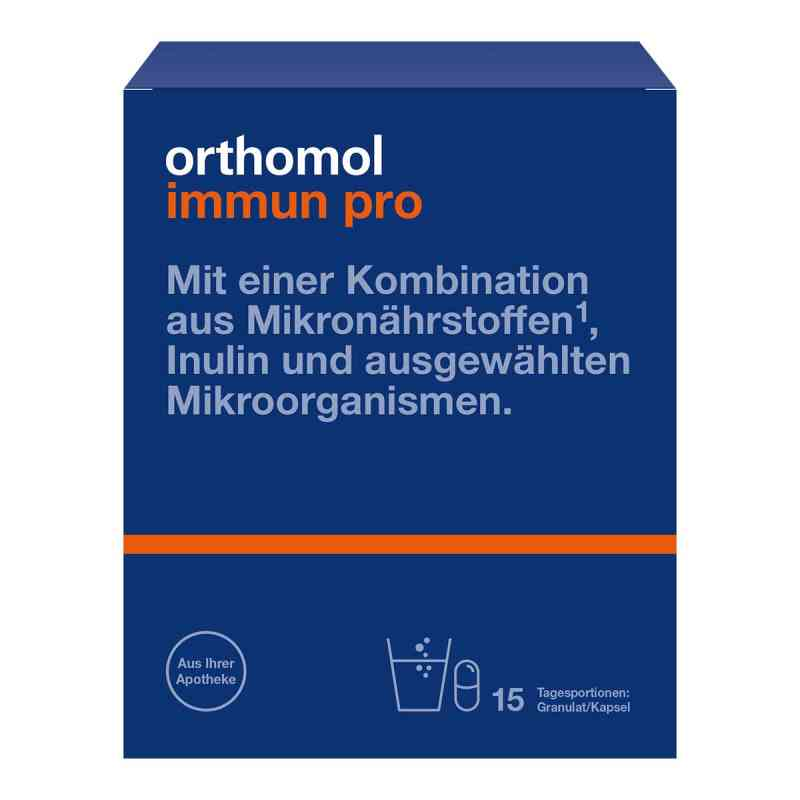 Orthomol Immun pro Granulat/kapsel  bei juvalis.de bestellen