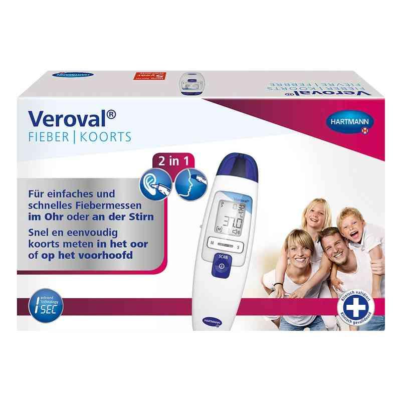Veroval 2in1 Infrarot-fieberthermometer  bei juvalis.de bestellen