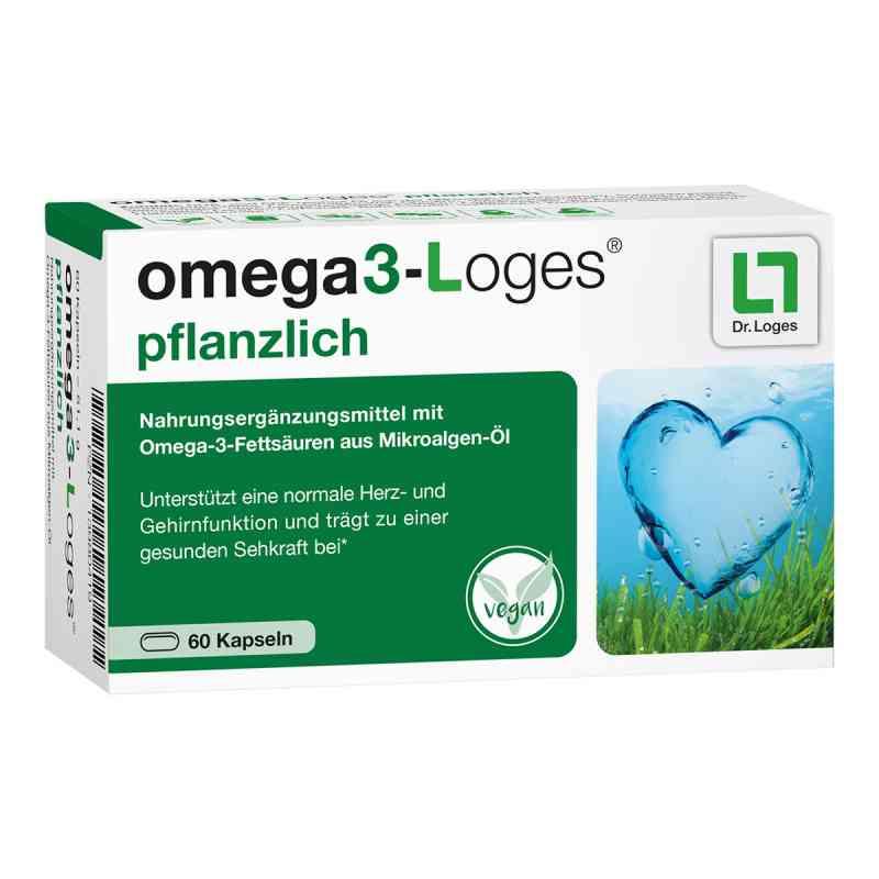 Omega3-loges pflanzlich Kapseln  bei juvalis.de bestellen