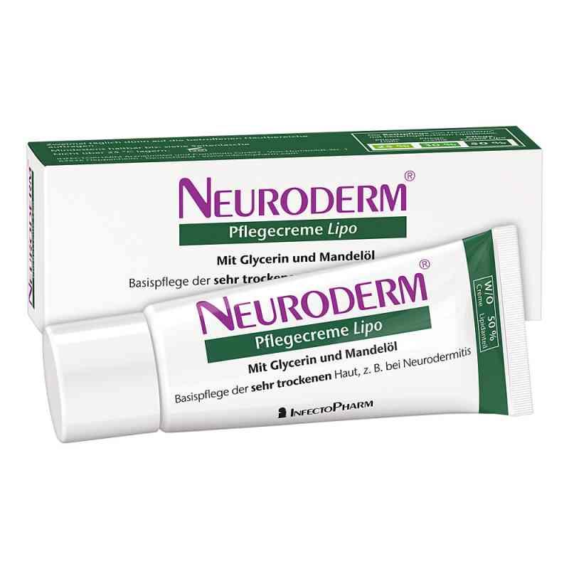 Neuroderm Pflegecreme Lipo  bei juvalis.de bestellen