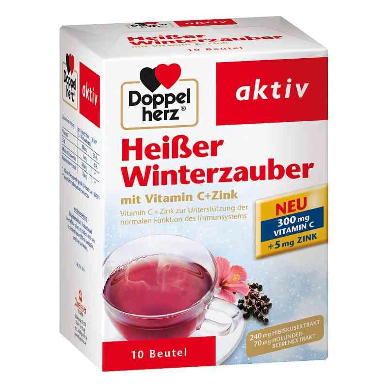 Doppelherz heisser Winterzauber Granulat  bei juvalis.de bestellen