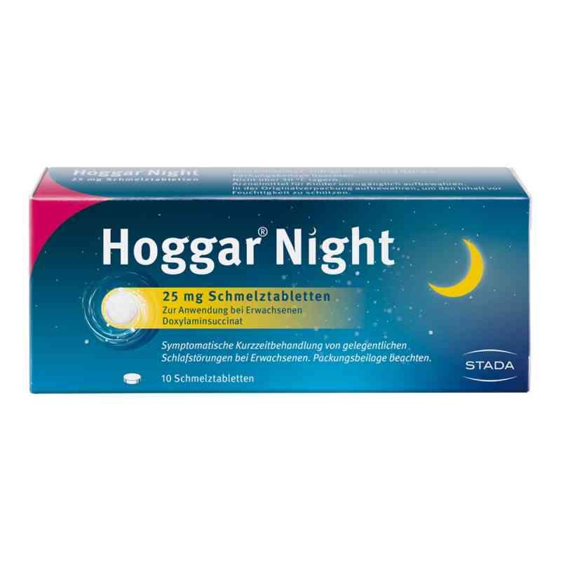 Hoggar Night 25 mg Schmelztabletten  bei juvalis.de bestellen