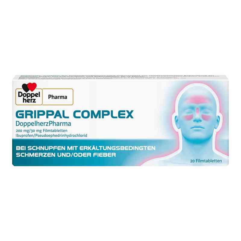 Doppelherz system Grippal Complex  bei juvalis.de bestellen