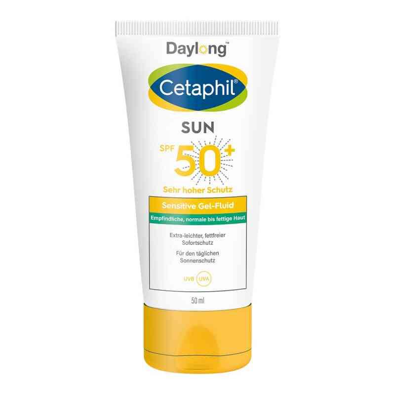 Cetaphil Sun Daylong Spf 50+ sens.Gel-Fluid Gesich  bei juvalis.de bestellen