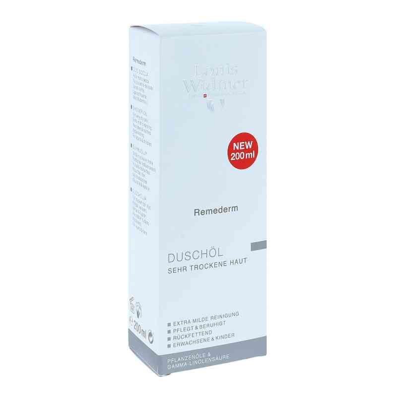 Widmer Remederm Duschöl leicht parfümiert  bei juvalis.de bestellen
