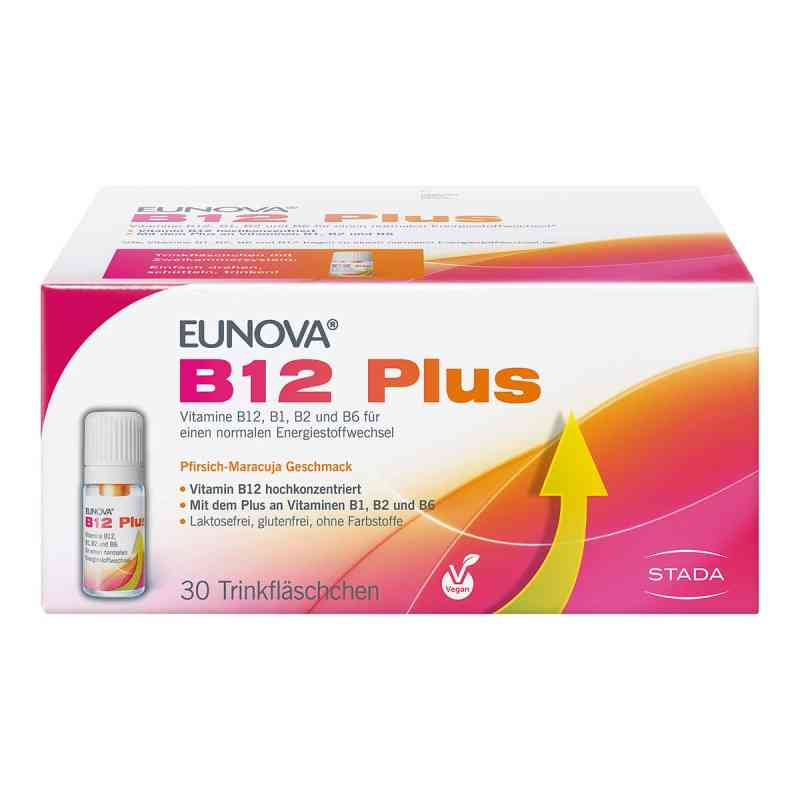 Eunova B12 Plus Lösung zum Einnehmen  bei juvalis.de bestellen