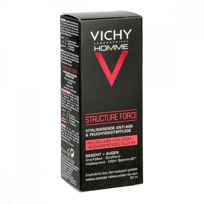Vichy Homme Structure Force Creme  bei juvalis.de bestellen