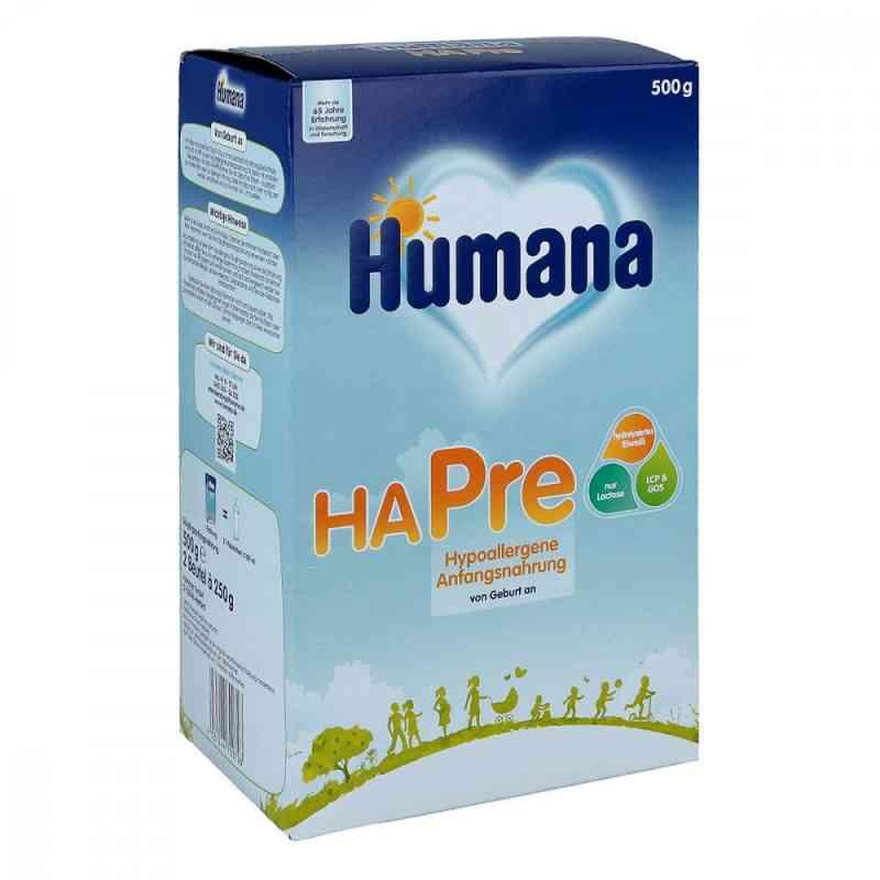 Humana Ha Pre Anfangsnahrung 2019 Pulver  bei juvalis.de bestellen