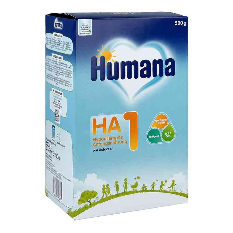 Humana Ha 1 Anfangsnahrung Pulver  bei juvalis.de bestellen