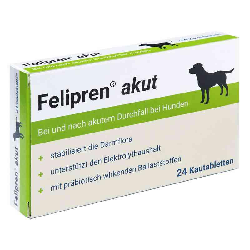 Felipren akut Kautabletten bei Durchfall für Hunde  bei juvalis.de bestellen