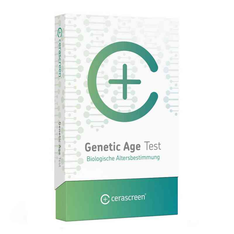 Cerascreen Genetic Age Test  bei juvalis.de bestellen