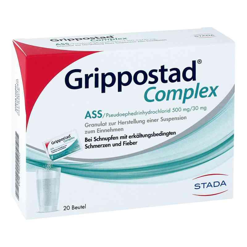 Grippostad Complex  bei juvalis.de bestellen