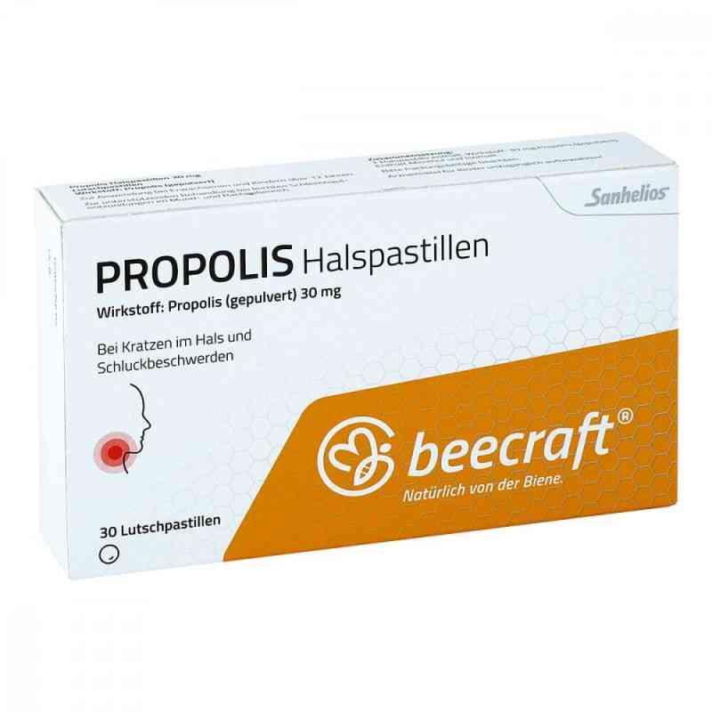 Beecraft Propolis Halspastillen  bei juvalis.de bestellen