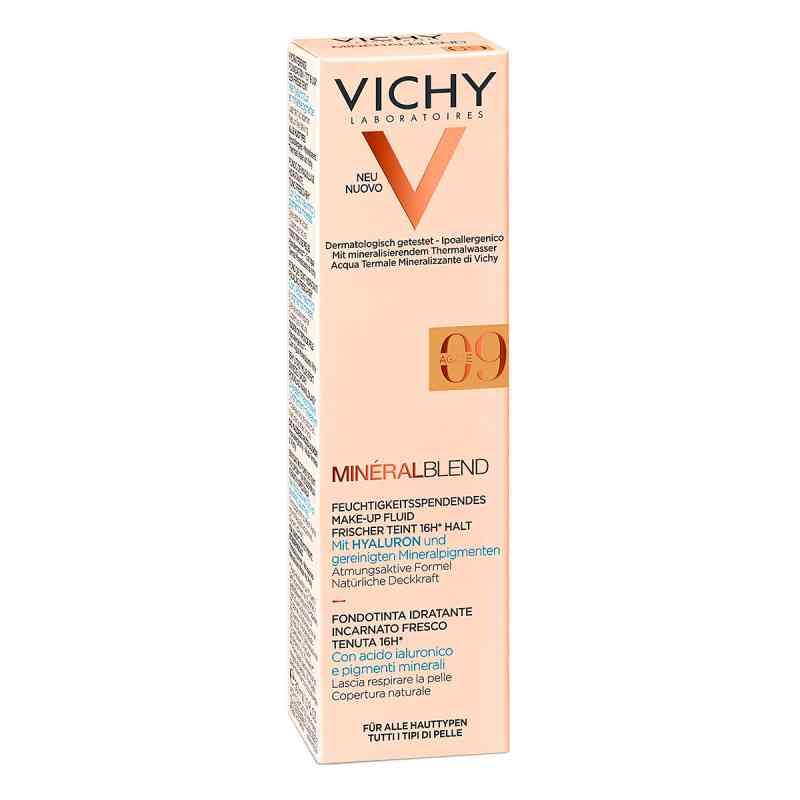 Vichy Mineralblend Make-up 09 agate  bei juvalis.de bestellen