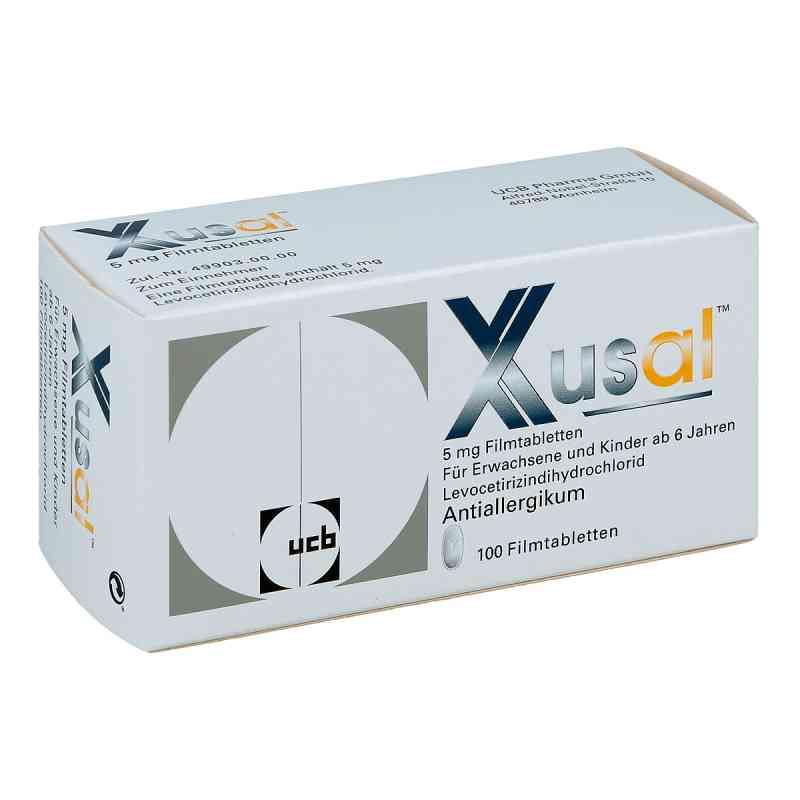 Xusal 5 mg Filmtabletten  bei juvalis.de bestellen