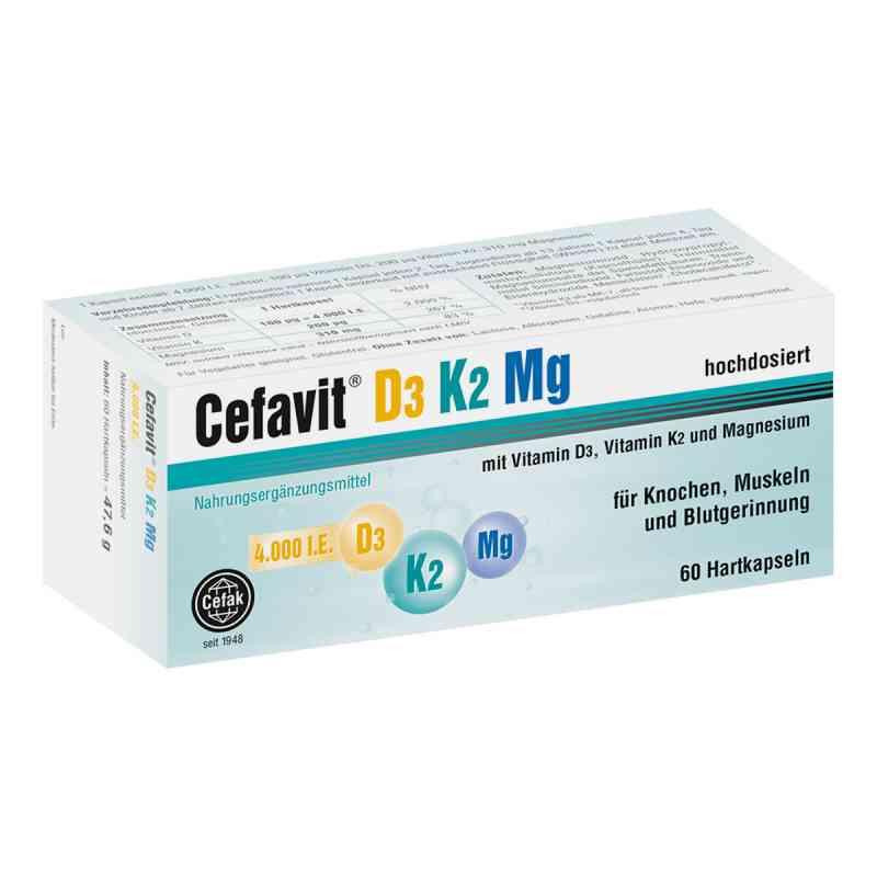 Cefavit D3 K2 Mg 4.000 I.e. Hartkapseln  bei juvalis.de bestellen