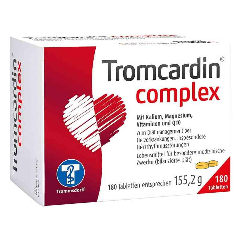 Tromcardin complex Tabletten  bei juvalis.de bestellen