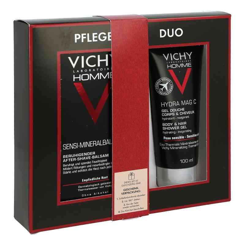 Vichy Homme Sensi Mineralbalm & Duschgel x-mas-Set  bei juvalis.de bestellen