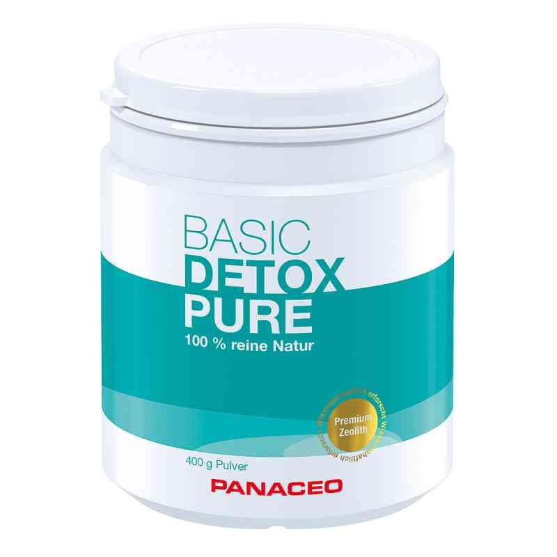Panaceo Basic Detox Pure Pulver  bei juvalis.de bestellen