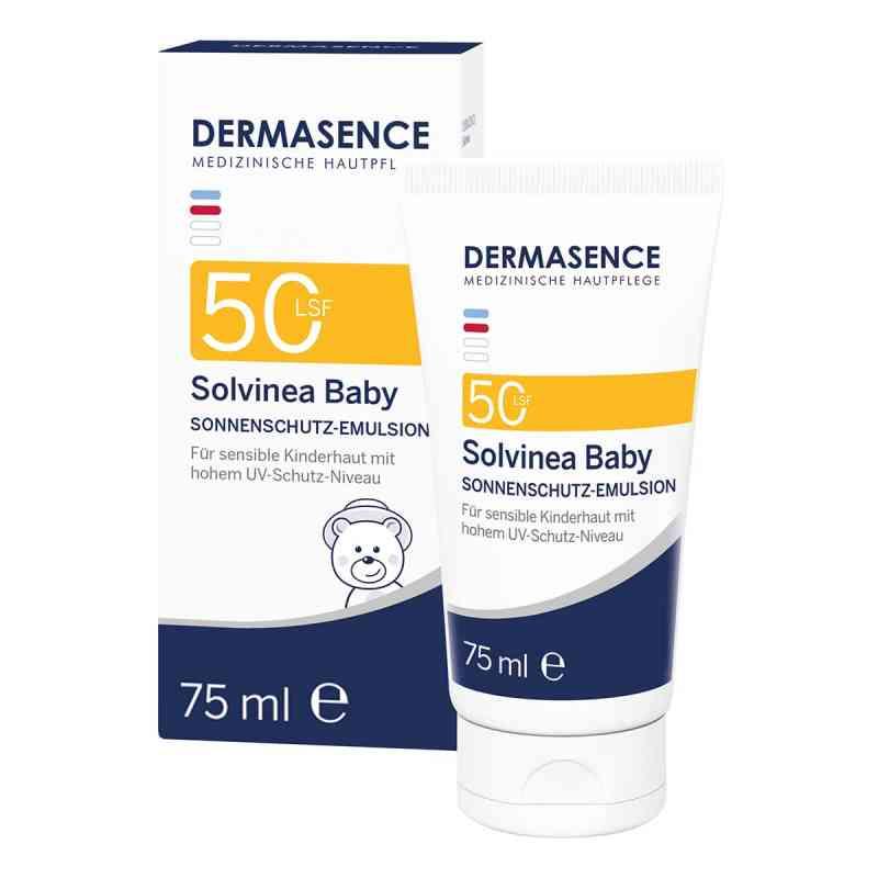 Dermasence Solvinea Baby Creme LSF 50  bei juvalis.de bestellen