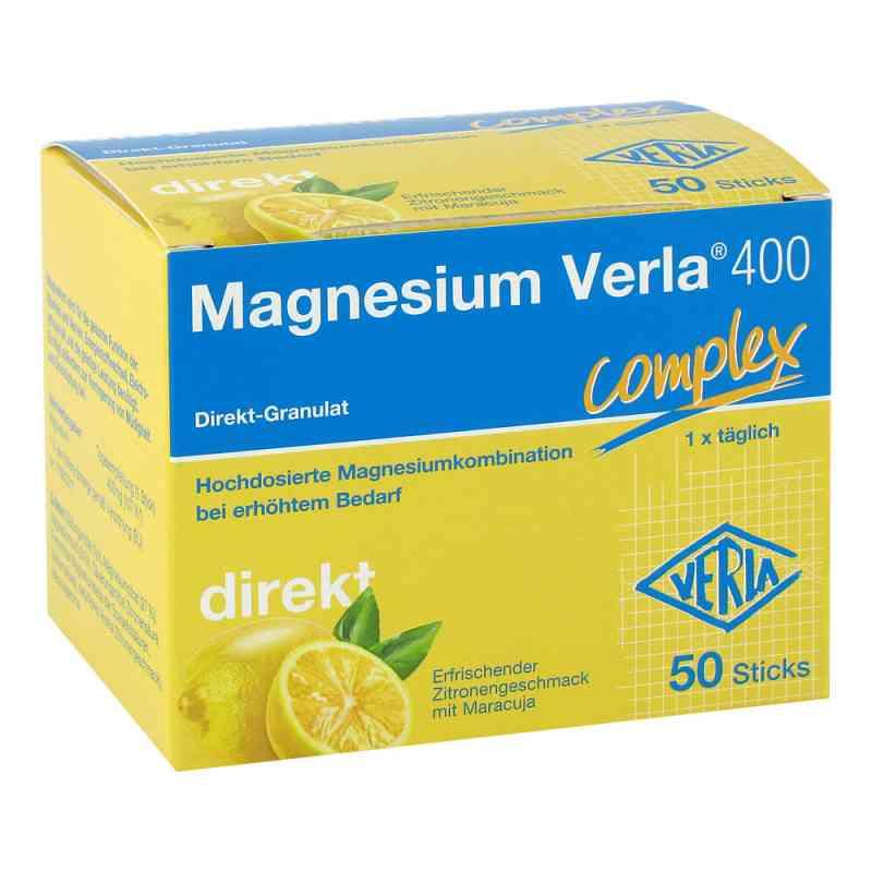 Magnesium Verla 400 Direkt-granulat  bei juvalis.de bestellen